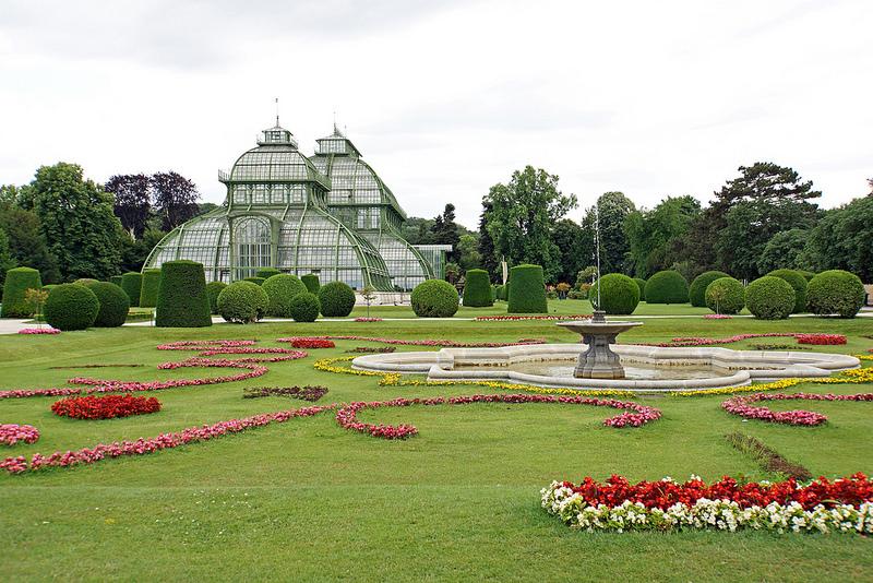 シェーンブルン宮殿と庭園群の画像15