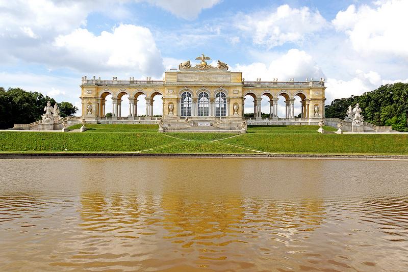 シェーンブルン宮殿と庭園群の画像18