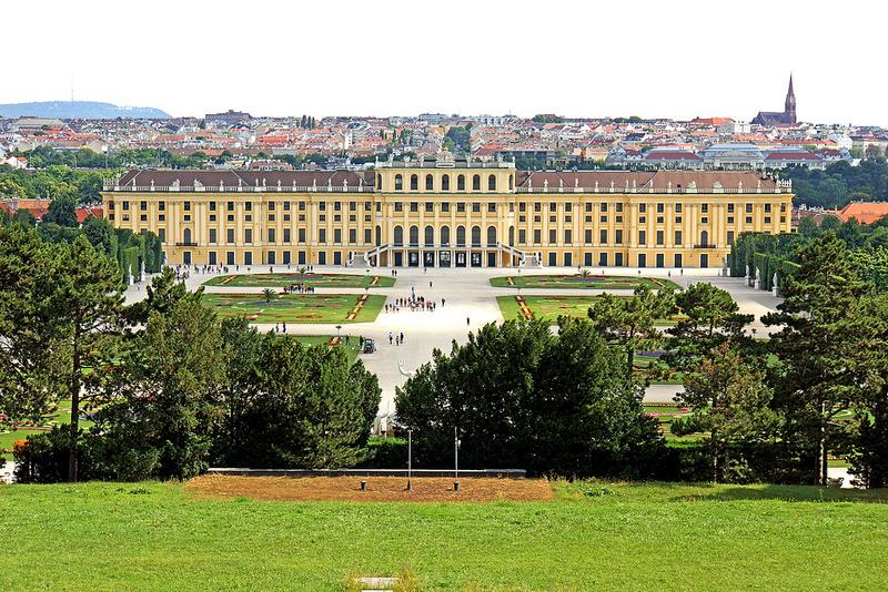 シェーンブルン宮殿と庭園群の画像19