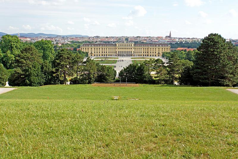 シェーンブルン宮殿と庭園群の画像20
