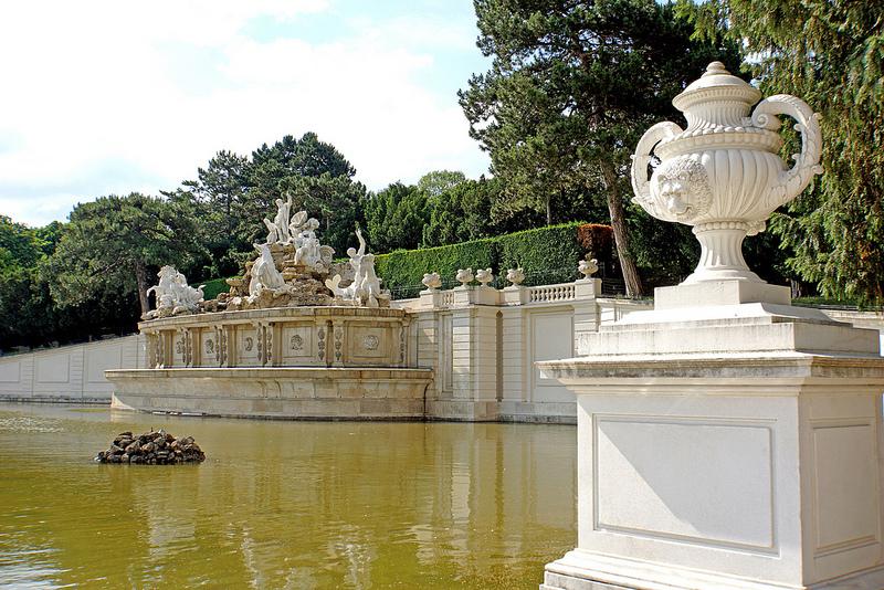 シェーンブルン宮殿と庭園群の画像21