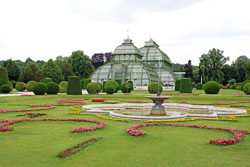 シェーンブルン宮殿と庭園群の画像24