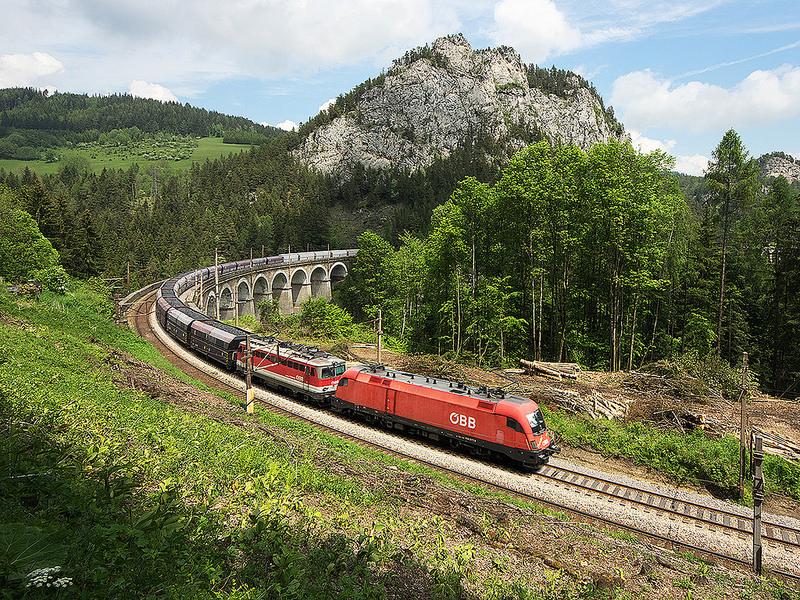ゼメリング鉄道の画像5