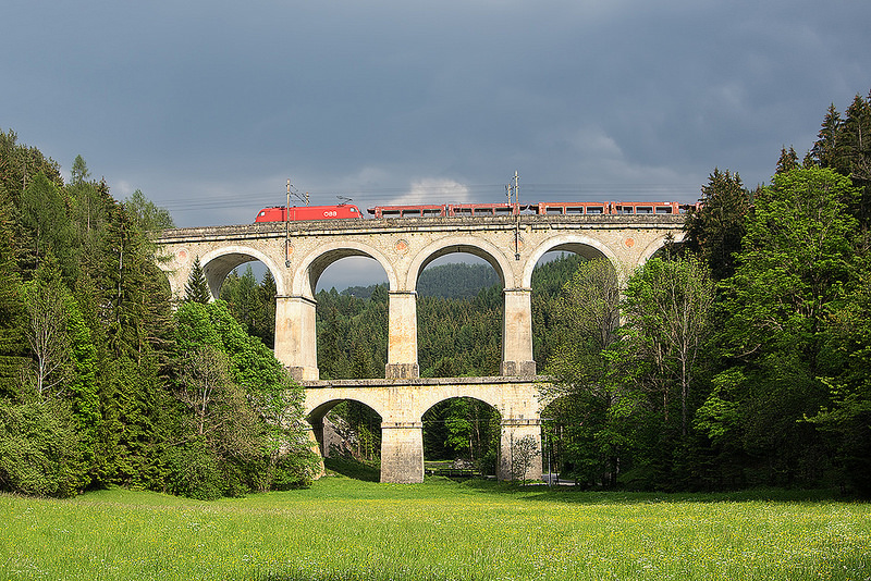 ゼメリング鉄道の画像6
