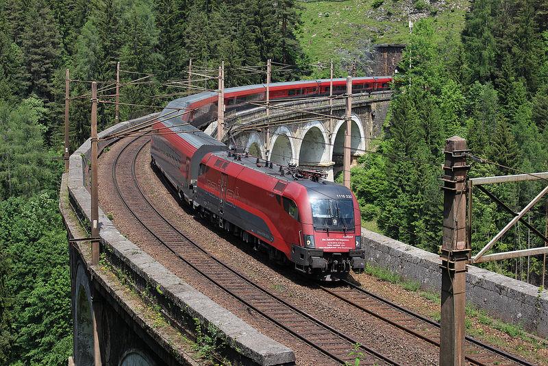 ゼメリング鉄道の画像1