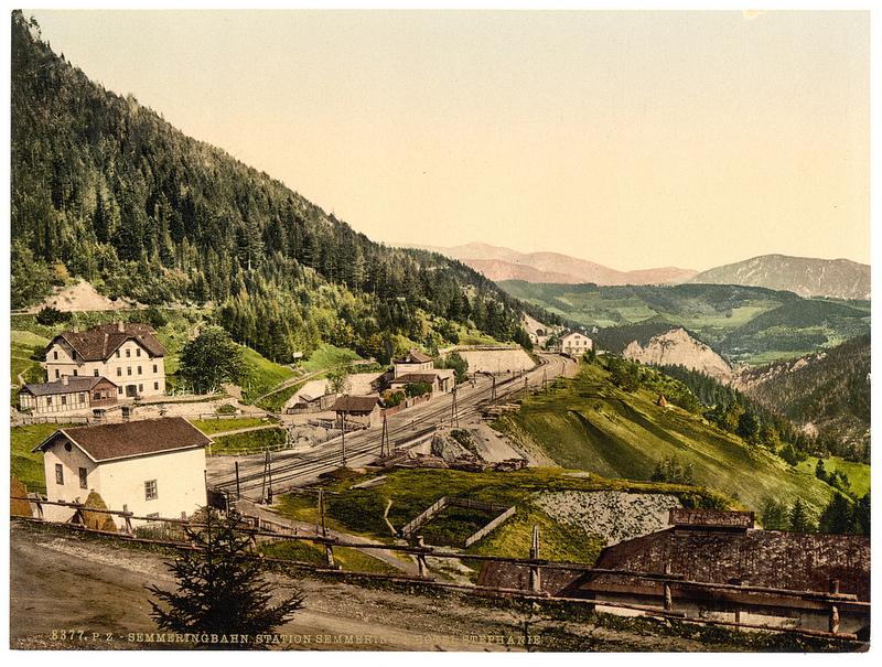 ゼメリング鉄道の画像8