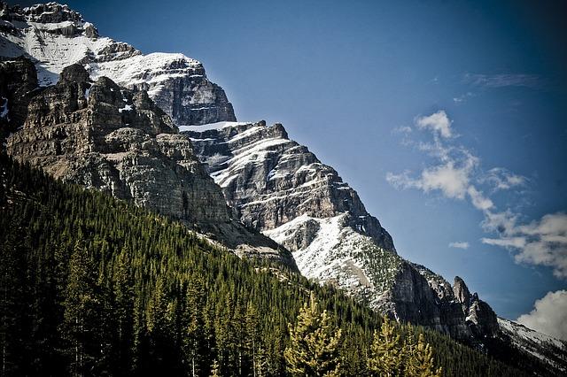 カナディアン・ロッキー山脈自然公園群の画像9