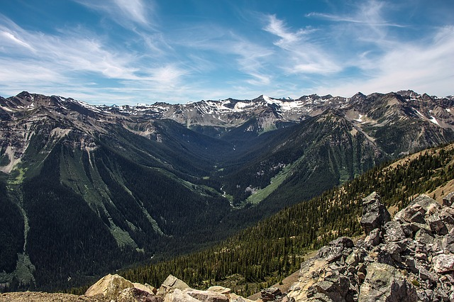 カナディアン・ロッキー山脈自然公園群の画像10
