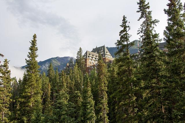 カナディアン・ロッキー山脈自然公園群の画像11