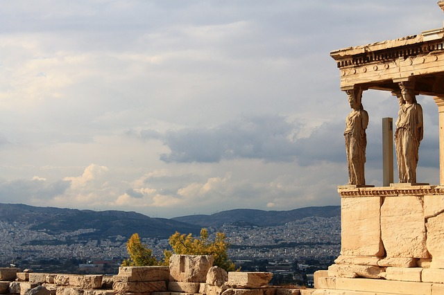 アテネのアクロポリスの画像4