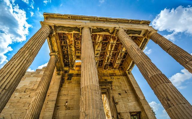 アテネのアクロポリスの画像5