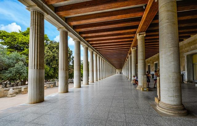 アテネのアクロポリスの画像7