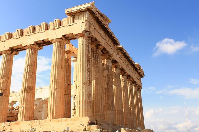 アテネのアクロポリスの画像8