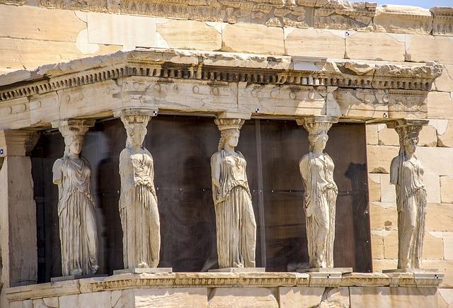 アテネのアクロポリスの画像9