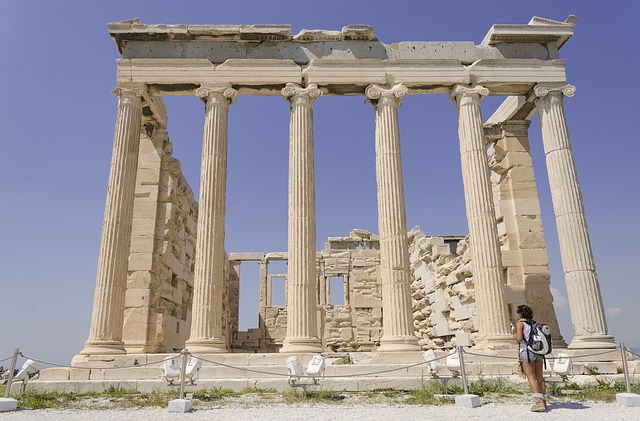 アテネのアクロポリスの画像10