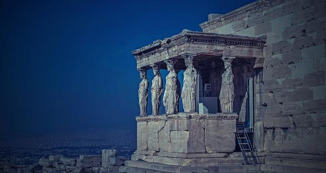 アテネのアクロポリスの画像12
