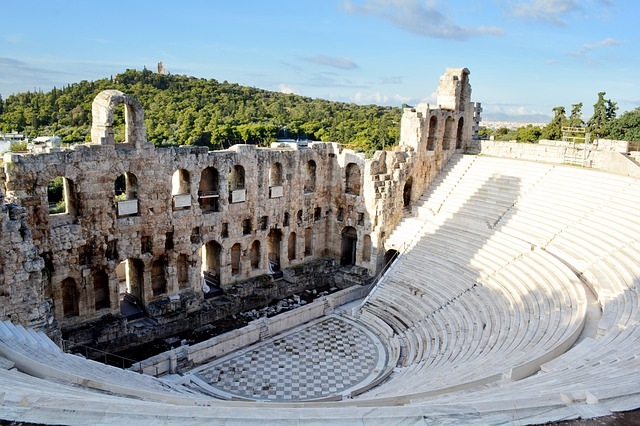 アテネのアクロポリスの画像13