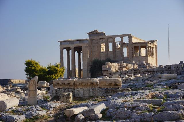 アテネのアクロポリスの画像14