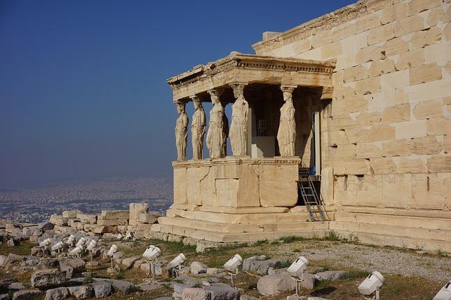 アテネのアクロポリスの画像15