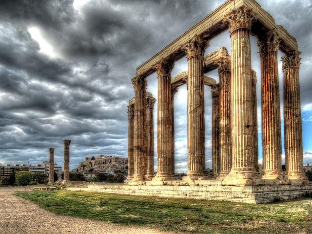 アテネのアクロポリスの画像16