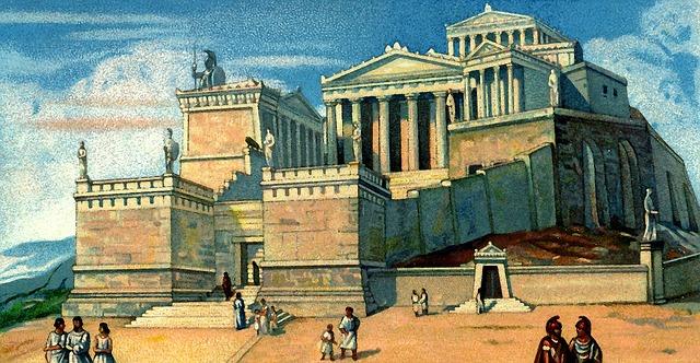 アテネのアクロポリスの画像18