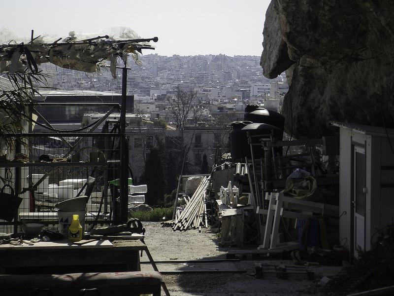 アテネのアクロポリスの画像21