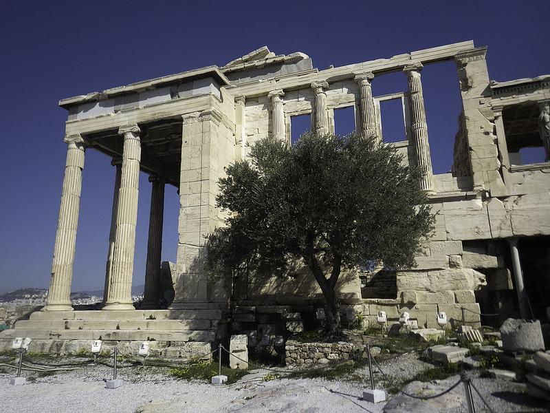 アテネのアクロポリスの画像23