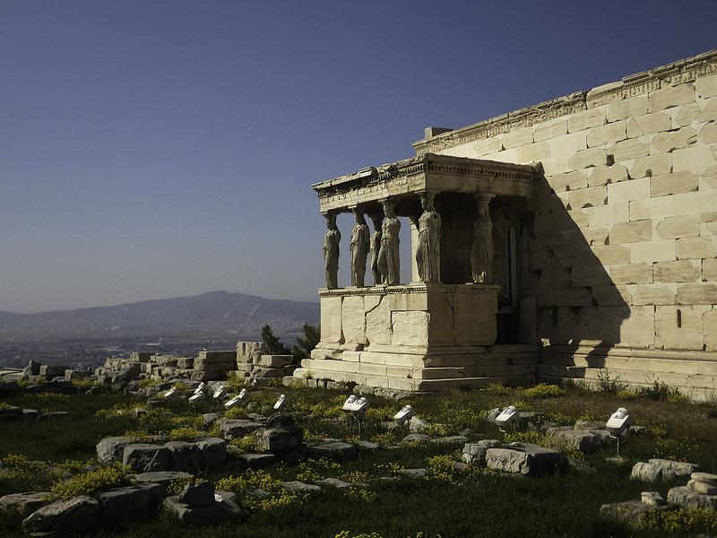 アテネのアクロポリスの画像25