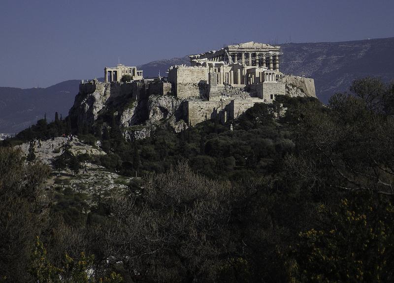 アテネのアクロポリスの画像26
