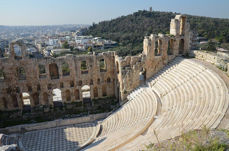 アテネのアクロポリスの画像27