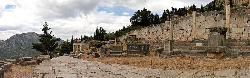 デルフィの古代遺跡の画像3