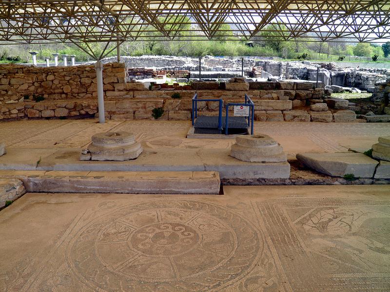ピリッポイの考古遺跡の画像1
