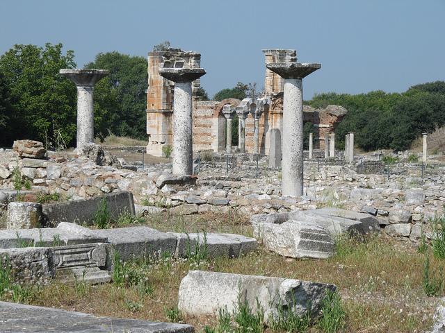 ピリッポイの考古遺跡の画像3