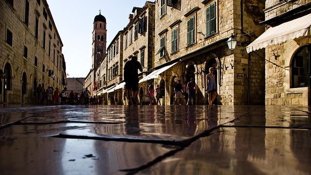 ドゥブロヴニク旧市街の画像4