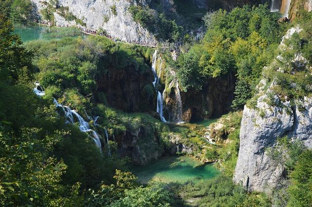 プリトヴィツェ湖群国立公園の画像3
