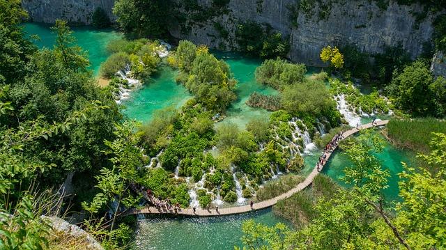 プリトヴィツェ湖群国立公園の画像4