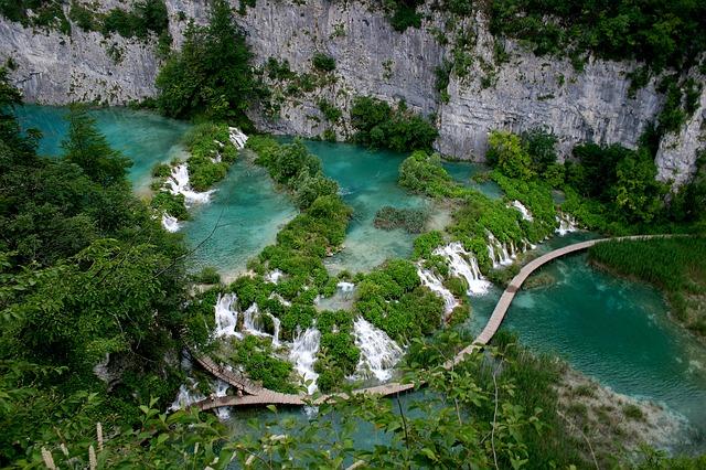 プリトヴィツェ湖群国立公園の画像13