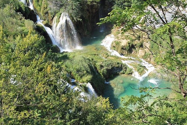プリトヴィツェ湖群国立公園の画像17
