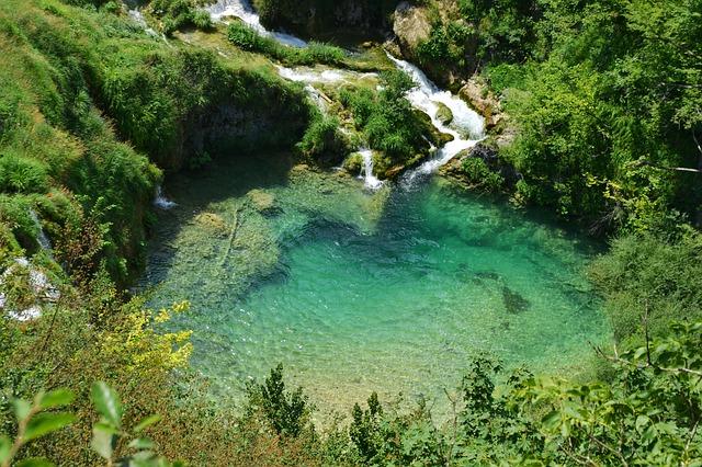 プリトヴィツェ湖群国立公園の画像19