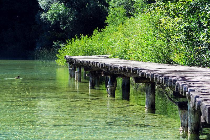 プリトヴィツェ湖群国立公園の画像21
