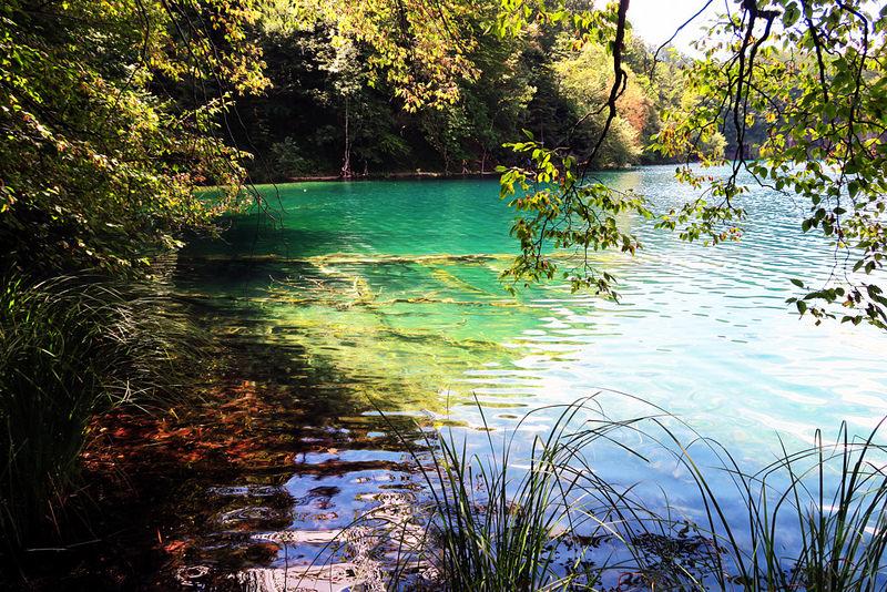 プリトヴィツェ湖群国立公園の画像24