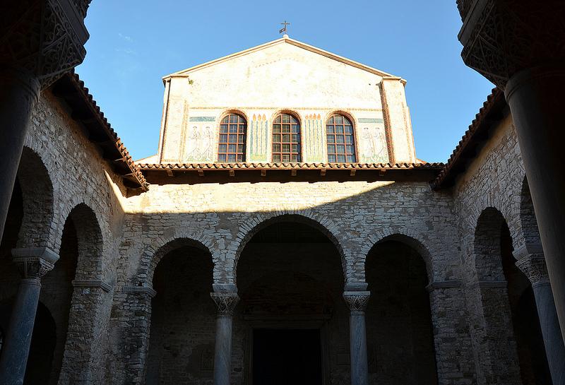 ポレッチ歴史地区のエウフラシウス聖堂建築群の画像2