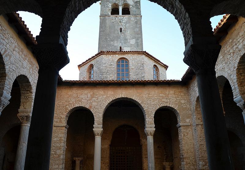 ポレッチ歴史地区のエウフラシウス聖堂建築群の画像3