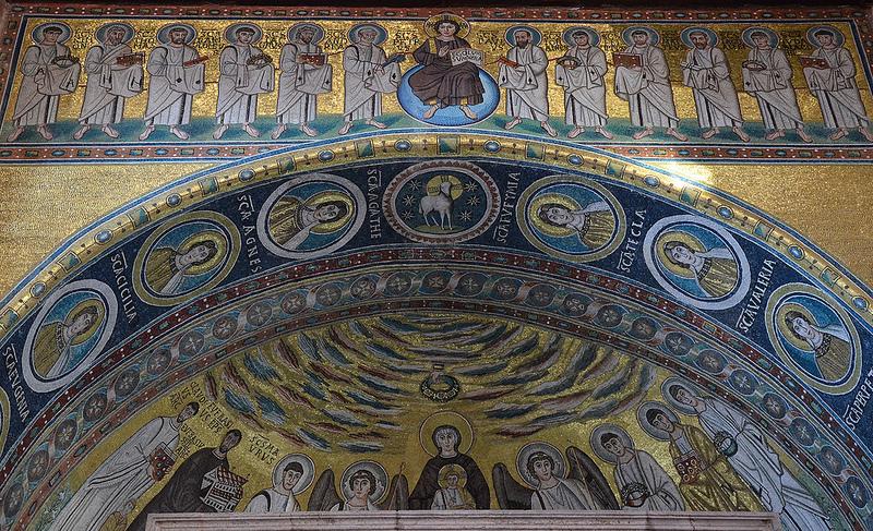ポレッチ歴史地区のエウフラシウス聖堂建築群の画像5