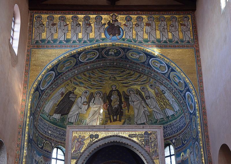 ポレッチ歴史地区のエウフラシウス聖堂建築群の画像6