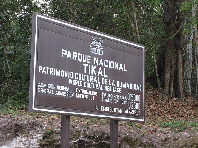 ティカル国立公園の画像19