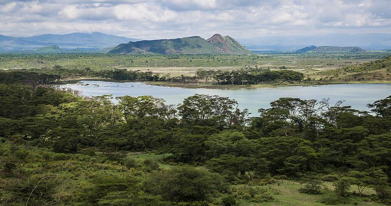 大地溝帯にある ケニアの湖沼群の画像2