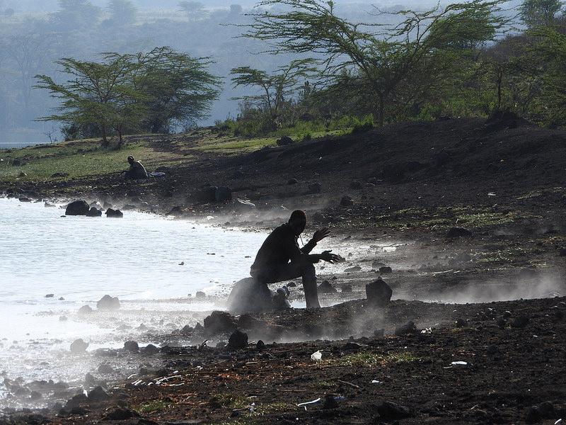 大地溝帯にある ケニアの湖沼群の画像8