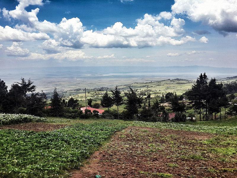 大地溝帯にある ケニアの湖沼群の画像9