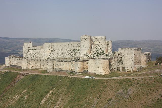 クラック・デ・シュヴァリエとサラディン城の画像2